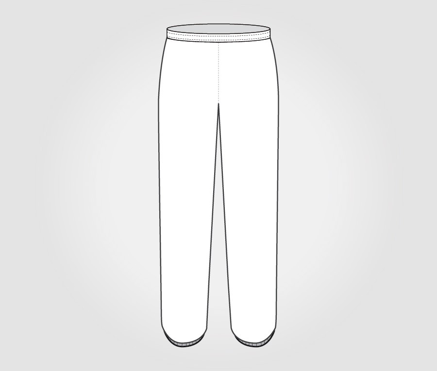 American Football Sweatpants Cotton