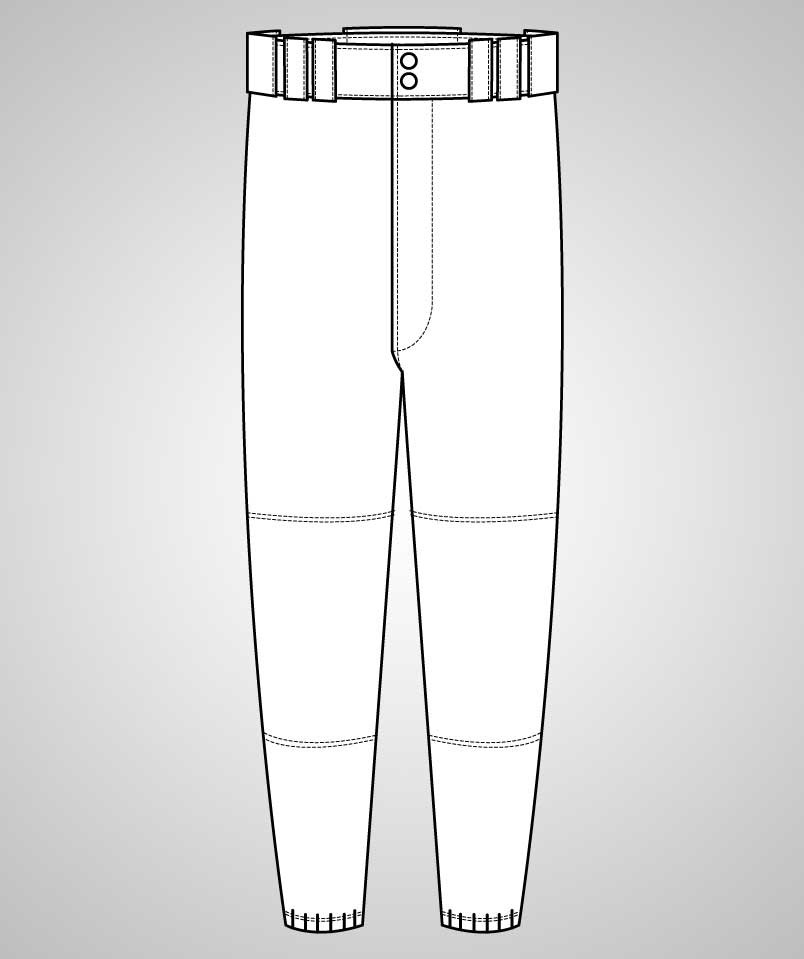 Baseball Game Pants