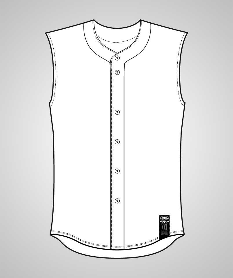 Baseball Vest Classic