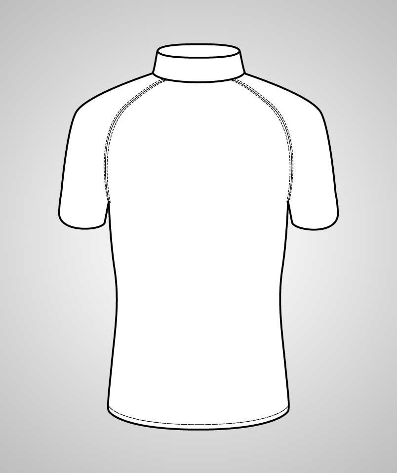 Baseball Compression Shirt S/S
