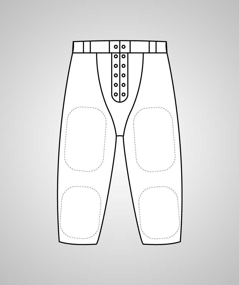 AmFootball Pants Pro