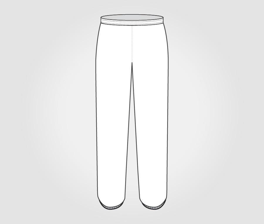 American Football Sweatpants Cotton