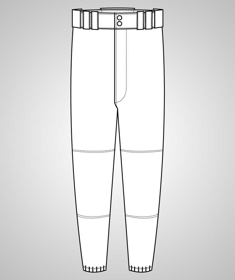 Baseball Game Pants