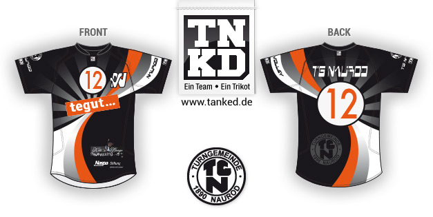 TG Naurod (Volleyball) - Jersey Pop-Up  von TANKED
