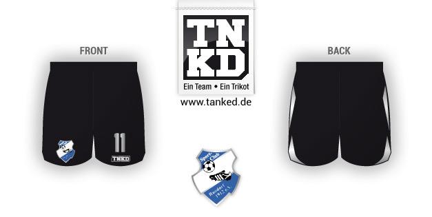 SC Rondorf (Fußball) - Shorts Home  von TANKED
