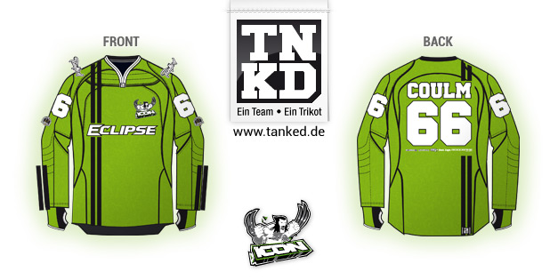 Marseille ICON (Paintball) - Jersey Home  von TANKED