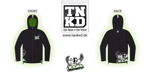 Marseille ICON (Paintball) - Softshell   von TANKED