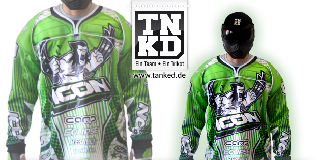 Marseille ICON (Paintball) - Jersey Away  von TANKED