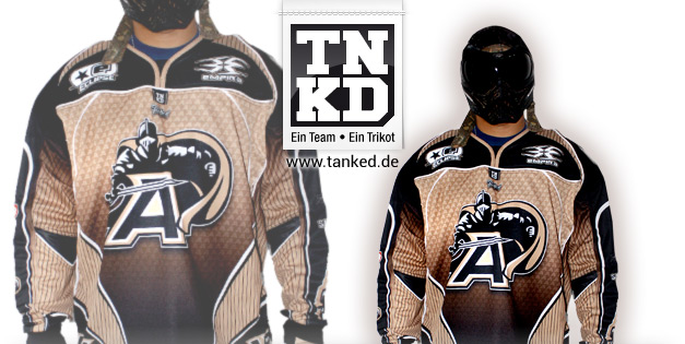 Army Academy (Paintball) - Jersey Home  von TANKED