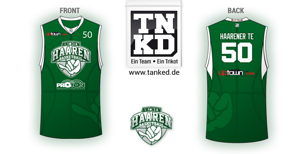 Aachen Haaren (Basket-ball) - Jersey Home  par TANKED