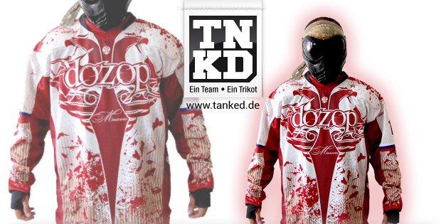 Dozor (Paintball) - Jersey Home  von TANKED